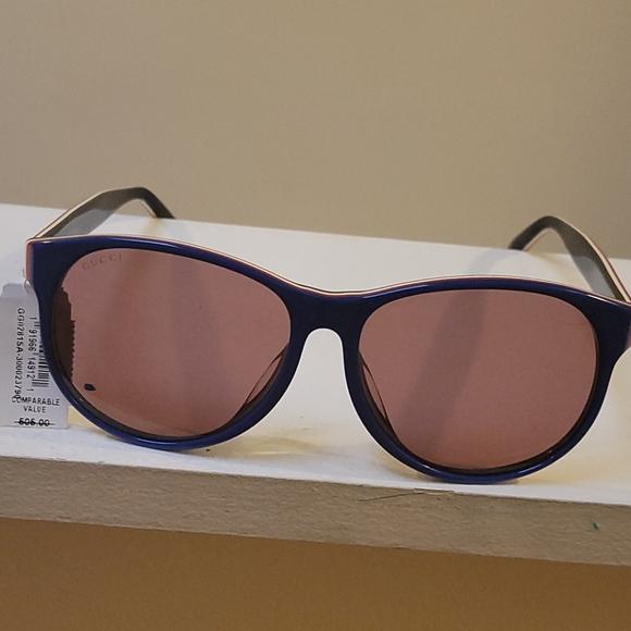 NWT Gucci Sunglasses 54mm